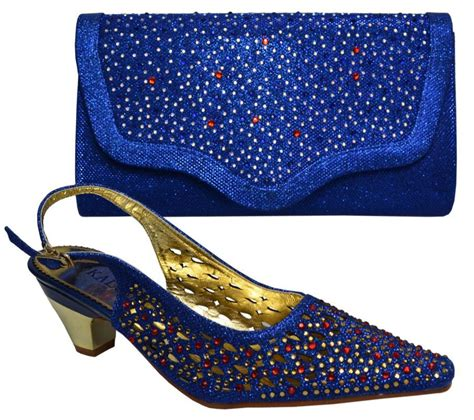 Posh To Design Shoes And Bags by Italian Design Matching Shoe And Bag Set