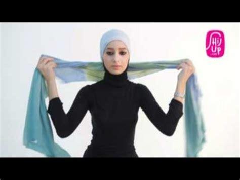 Abaya Medina Bonus Pasmina tutorial style 9 by hijup tutorials style tutorial and hijabs