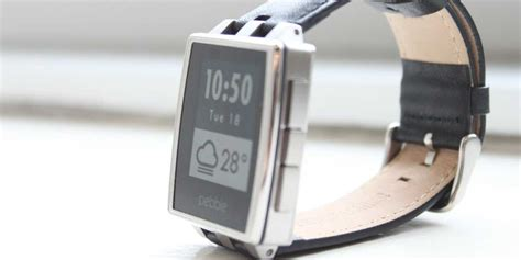 best smartwatch for android pebble smartwatch for android business insider