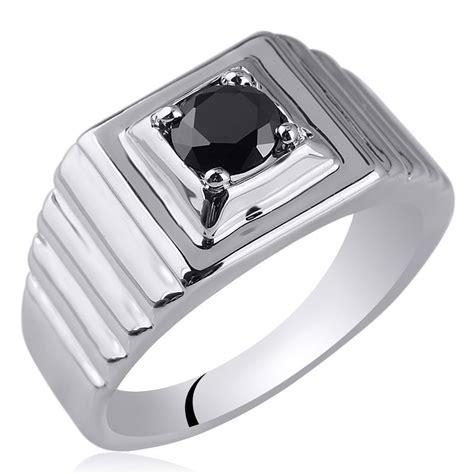 Cincin Black Line Ring 10 line carve sterling silver dress ring size 10 black onyx size 10 11 12 13 jpg