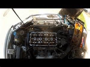 diy 96 01 honda crv valve cover gasket replacement