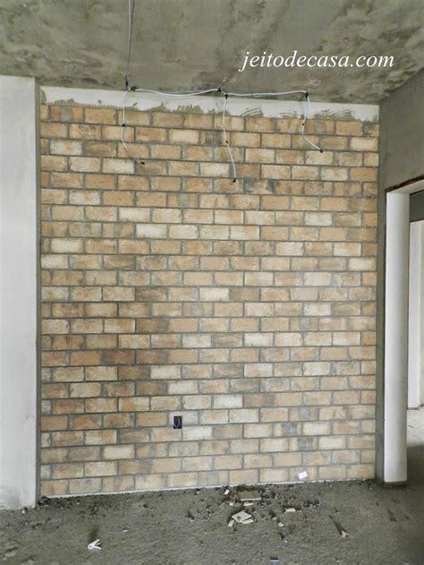 azulejo que imita tijolo parede porcelanato que imita tijolo a vista brick hd