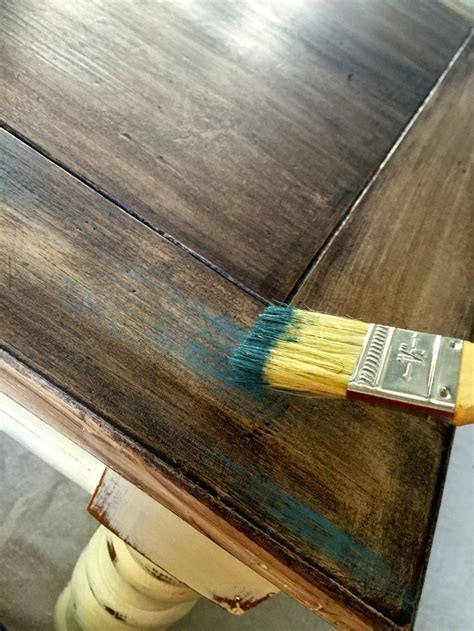 chalk paint stained wood best 25 stain paint ideas on rehabbed