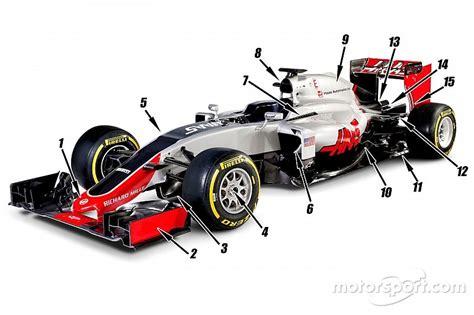 Vans Edisi Starwars tech analysis the 15 major design features of the haas f1 car