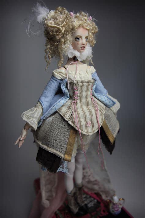 porcelain doll on carousel 15 quot carousel porcelain bjd doll
