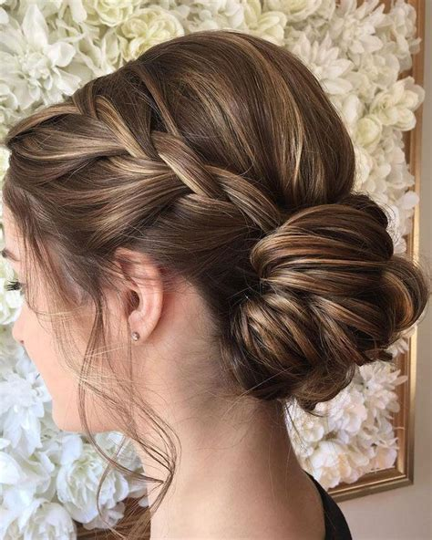 hairstyle ideas bun 15 best collection of long hairstyles buns