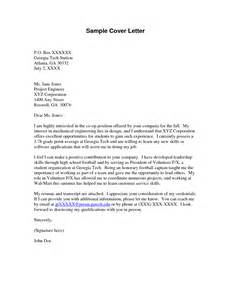 Office Volunteer Cover Letter by Cover Letter Exles Office Volunteer Cover Letter