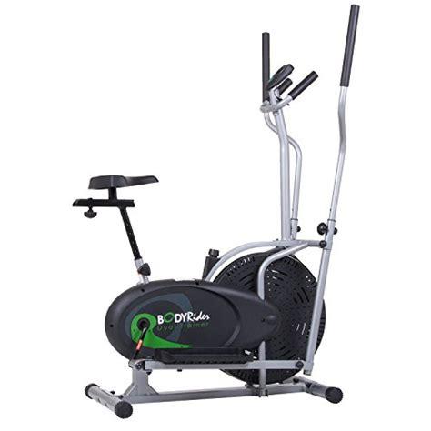 goplus 2 in 1 elliptical fan bike body rider brd2000 elliptical trainer and exercise bike