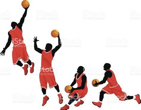 basketball clipart vector basketball player dunking clipart clipartxtras