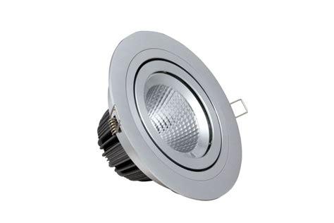 nordlicht beleuchtungssysteme gmbh ne 15 150 hochglanz reflektor led spot 15 watt schwenkbar