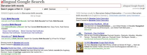Search German Birth Records Five New Search Tricks Page 3