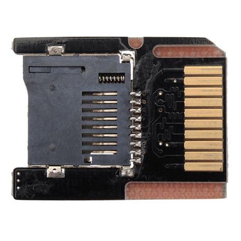 Konverter Micro Sd Microsd To Ps Vita 3 0 Versi Joss new oem micro sd memoria card sd2vita adaptador socket para ps vita 3 60 henkaku ebay
