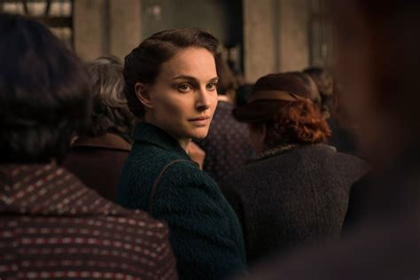 Natalie Portman Is Open To A Affair by Tiff Review Natalie Portman S Directorial Debut A Tale