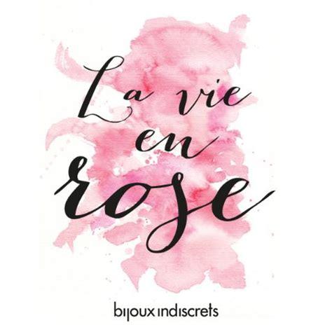 La Vie En Rose Gift Card - quot quand il me prend dans ses bras il me parle tout bas je vois la vie en rose