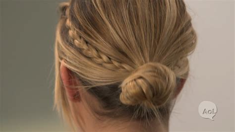 Pretty Prom Hairstyles by 23 Pretty Prom Hairstyles To Inspire You Aol Lifestyle