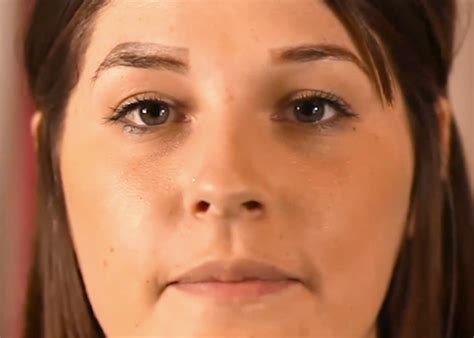 tattoo eyebrows disasters woman has four eyebrows after brow tattoos go wrong