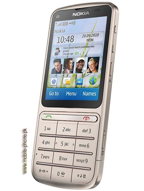 nokia mobile touch nokia c3 01 touch and type mobile pictures mobile phone pk