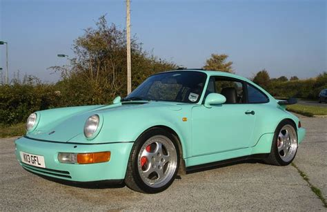 porsche mint green mint green 964 turbo cars mint green mint