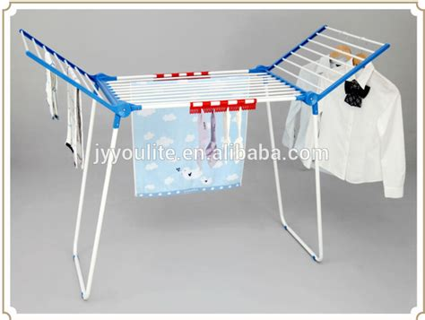 Plastic Clothes Drying Rack by Plastic Folding Clothes Drying Rack Portable Clothes Rack