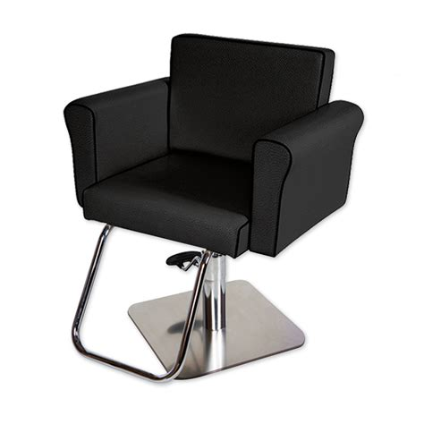 Black Salon Chairs by Aj Styling Chair Hair Chairs Hairdresser Chairs