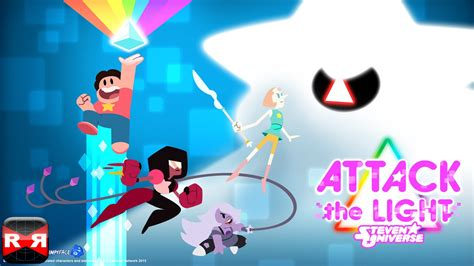 Attack The Light Steven Universe by Attack The Light Steven Universe Mobile Rpg