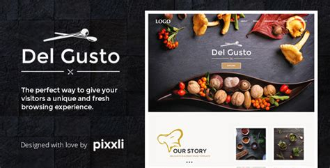restaurant layout powerpoint 75 responsive creative adobe muse templates 2016