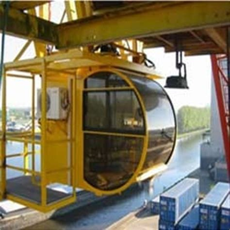 Cabin Crane by Tower Crane Cabin Manufacturer From Vitthal Udyognagar