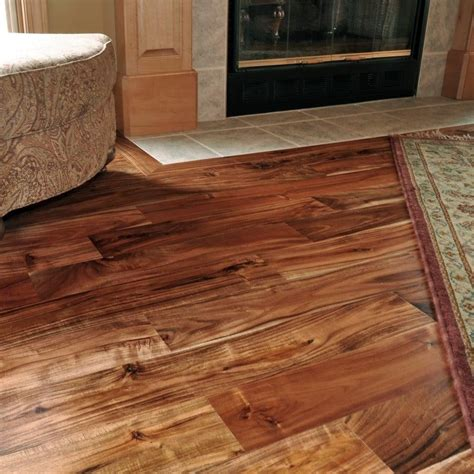 wood flooring classic acacia asian walnut 18x93mm lacquered abc grade solid wood flooring