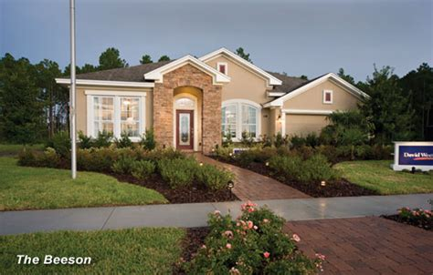 willowcove at nocatee home builder new homes david