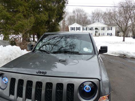 Jeep Patriot Headlights Custom Halo Headlight Diy Page 2 Jeep Patriot Forums