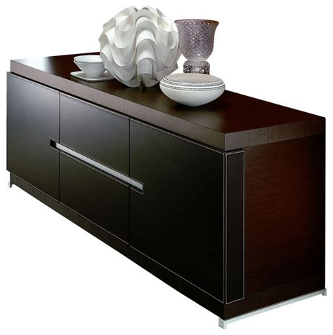 sideboard buffet modern city buffet modern buffets and sideboards by inmod