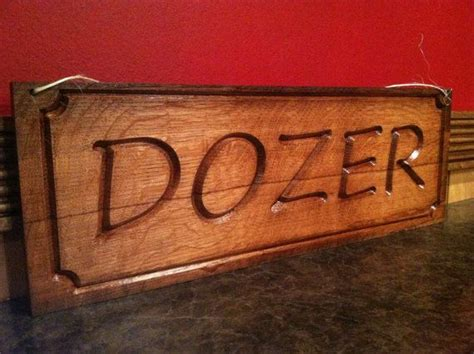 dog house plaque personalized carved pet name plaques pet signs 18 x 7 sign dog house wood signs kids