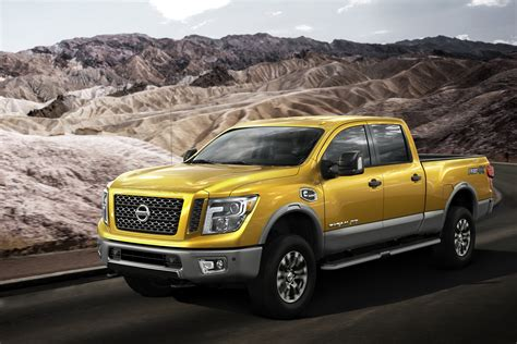 nissan titan 2015 naias 2015 2016 nissan titan xd revealed the