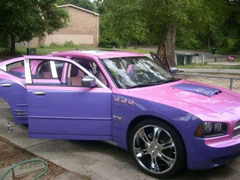 pink dodge charger dodge charger pink purple pink things