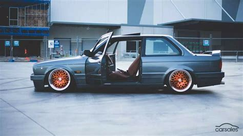 bmw e30 slammed bmw e30 3 series grey slammed cars and stuff