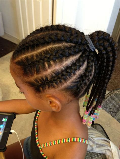 african american kids braided in mohawk hairstyles african american braids hairstyles for black