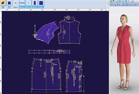fabric pattern making software assyst cad systems with digipen for inputting patterns