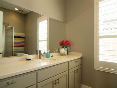 light gray paint white trim bathroom for our home