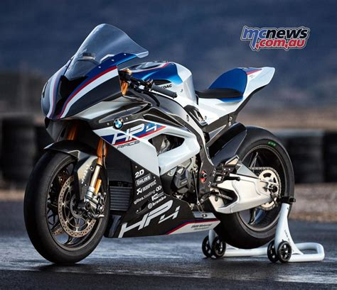 bmw   rr  level introducing hp race mcnews