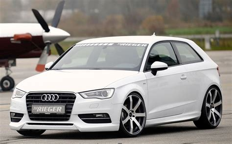 Audi A3 Tuning Teile by Rieger Seitenschweller Audi A3 8v Jms Fahrzeugteile