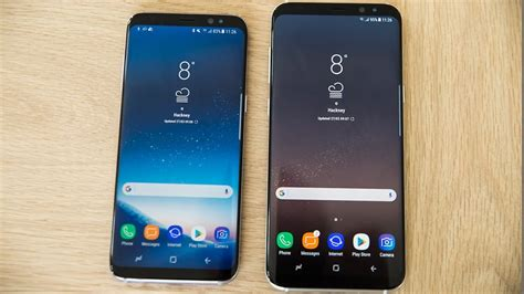 Pelindung Finger Print Samsung S8 S8 2 samsung galaxy s8 vs s8 what s the difference androidpit