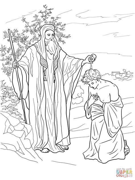 Dramas Y Sketches Cristianos by Ausmalbild Samuel Salbt Saul Zum K 246 Nig Ausmalbilder