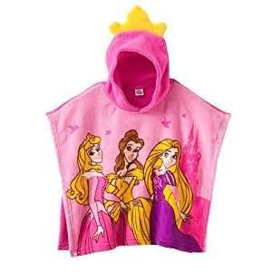 disney princess bath towels disney princess hooded poncho bath towel
