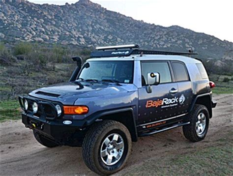 Baja Rack Fj Cruiser by Toyota Fj Cruiser Baja Rack