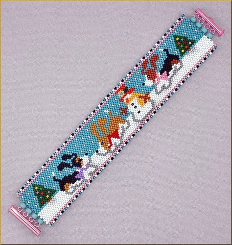 peyote stitch beading patterns best 20 peyote patterns ideas on peyote