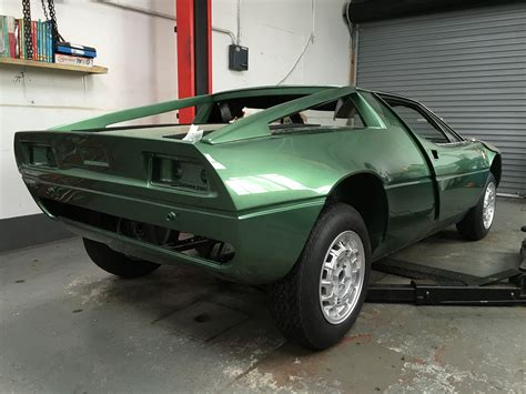 Maserati Wheels For Sale by 1976 Maserati Merak On It S Wheels Bridge Classic Cars