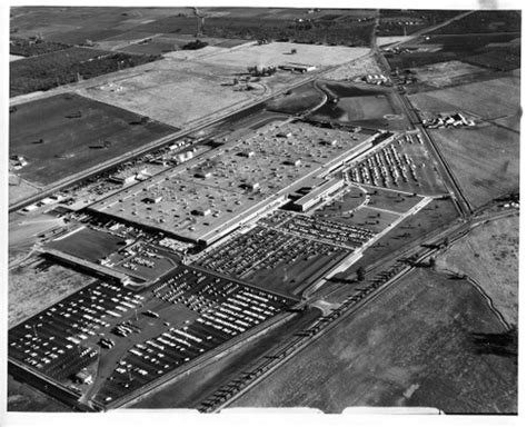 Ford San Jose by Calisphere Aerial View Of The San Jose Ford Motor Company