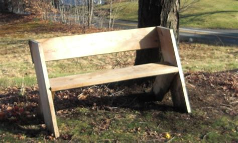 simple garden bench plans handymanwire building a simple bench