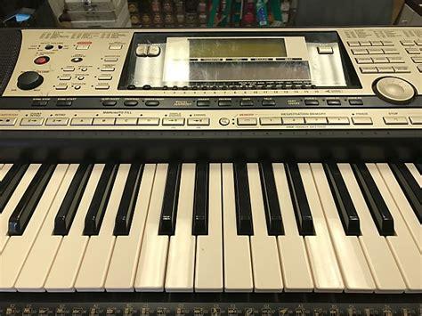 yamaha psr 740 yamaha psr 740 portable keyboard with vocal harmony and 16