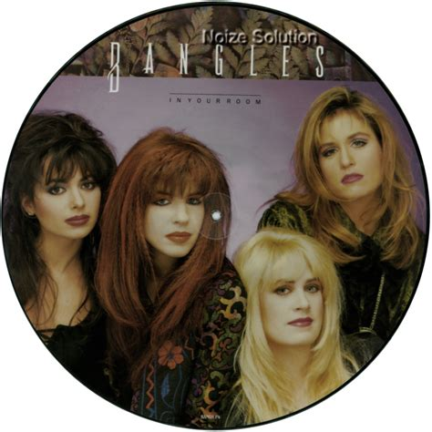 in your room bangles bangles picture disc collectors store and other collectable vinyl records